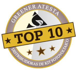 Selo Greener Atesta Top 10