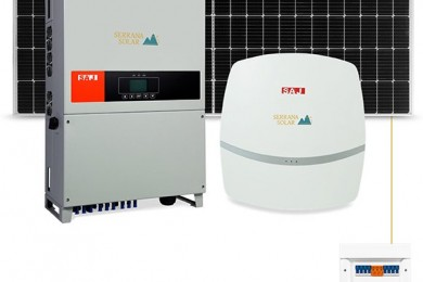 Kit Fotovoltaico On Grid